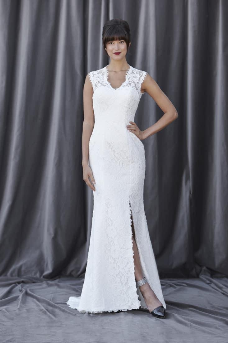 Modern dress des moines - Bridal Gowns Des Moines Ia High Cut Wedding Dresses